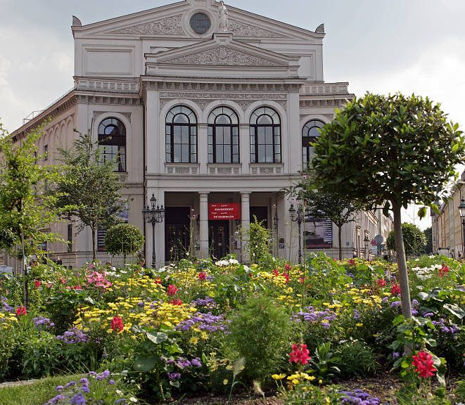 TAM Nr. 1321 Foto J. Wildgruber - Staatstheater am Gaertnerplatz